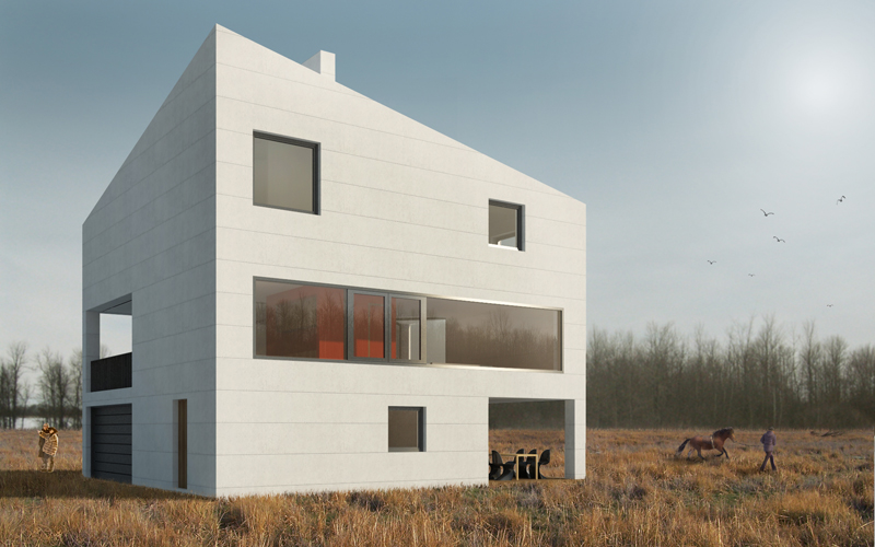 ��� ����� rock house zaarchitects